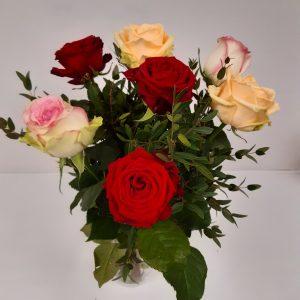 brassee de roses